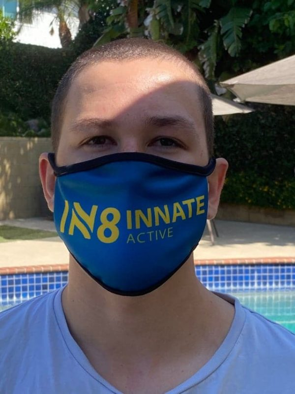 IN8 Active face mask