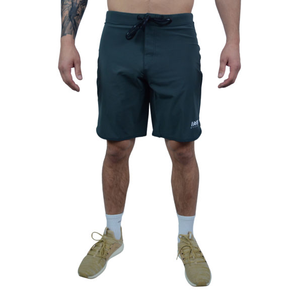 IN8 Black Crossfit Workout Shorts   IN8 Active