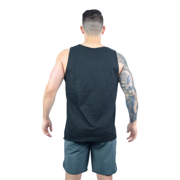 IN8 Black Casual Tank Top | IN8 Active